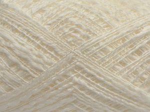 Fiber Content 100% Acrylic, White, Brand Ice Yarns, fnt2-68432