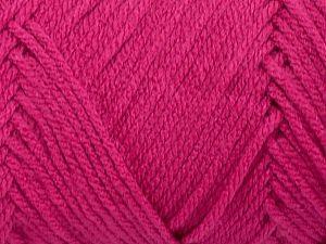 Fiber Content 100% Acrylic, Brand Ice Yarns, Fuchsia, fnt2-71684