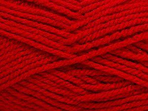 Fiber Content 100% Acrylic, Red, Brand Ice Yarns, fnt2-71699