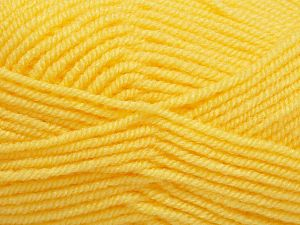 Fiber Content 100% Acrylic, Yellow, Brand Ice Yarns, fnt2-71704