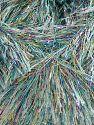 Contenido de fibra 75% Poliéster, 25% Metálicos Lurex, Turquoise, Brand Ice Yarns, fnt2-71345