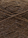 Fiber Content 70% Dralon, 30% Alpaca, Brand Ice Yarns, Brown, Yarn Thickness 4 Medium Worsted, Afghan, Aran, fnt2-25375